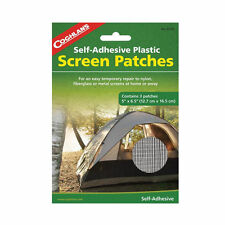 "Coghlans 8150 Screen Patches 3 Pack, 5"" x 6-1/2"" Repair Tents Doors Windows"