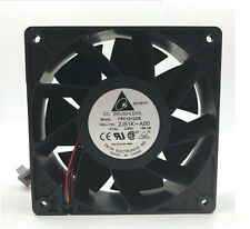 2 PCS DELTA PFC1212DE DELL 2J51K-A00 Cooling Fan DC 12V 4.8A 120mmx120mmx38mm