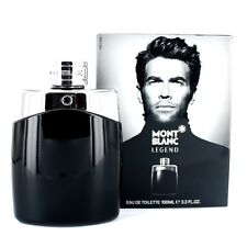LEGEND BY MONT BLANC FOR MEN-EDT-SPRAY-3.3 OZ-100 ML-AUTHENTIC-MADE IN FRANCE