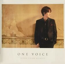 Kyuhyun (Super Junio - One Voice: Deluxe Edition [New CD] Hong Kong - Import