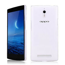 For Oppo Find7 7a X9007 Crystal Clear hard case back cover