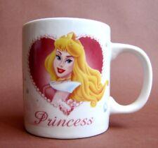 Mug Disney Princesse Cendrillon Blanche Neige Belle au Bois Dormant