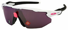 Oakley Radar EV Advancer Sunglasses OO9442-0438 Polished White  Prizm Road Black