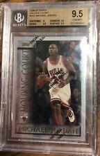 1996-97 Topps Holding Court #hc2 Michael Jordan BGS 9.5