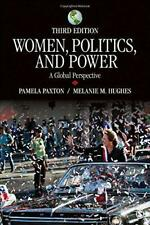 Mujeres, Politics, And Power: A Global Perspective (Sociología Para New Siglo Se