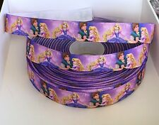 YARD DISNEY TANGLED RAPUNZEL GROSGRAIN RIBBON CHILDRENS GIRLS CHARACTER