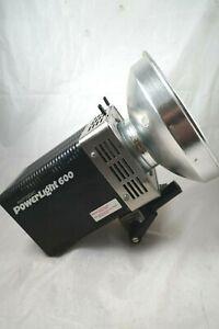 Photogenic Powerlight 600 PL06A MonoLight Flash w/ Reflector