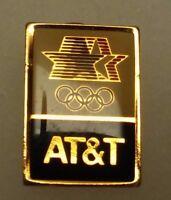 AT&T Olympic Pin 1984