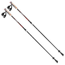 Leki Instructor Lite Nordic Walking Teleskopstöcke mit Speed Lock-2 Modell 2018