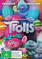 Trolls (DVD, 2017) NEW