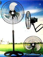 Large High Velocity Industrial Floor Fan 18