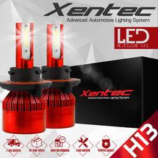 H13 9008 488W 48800LM CREE LED Headlights Kit HI/Lo Beam Bulbs White 6000K