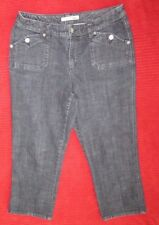 Chico Platinum Blue Jeans  Size 1.5/10