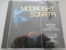 Modern Sound Orchestras Moonlight Sonata Pop goes Classic - CD Neu & OVP NEW