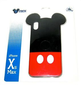 XS MAX iPhone Case New Disney Parks DTech✿ Mickey Mouse 3D Ears Iconic Classic