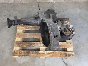 VW T4 2,4 Diesel AJA DQL 5 Gang Getriebe Schaltgetriebe