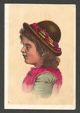 Victorian Trade Card - Rockford Steam Bakery Co. Specialty Goods - Late 1800s A