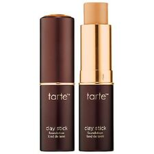 NEW tarte Amazonian Clay Foundation Stick deluxe sample in Tan-Deep Honey - 0.15