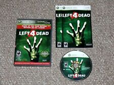Left 4 Dead - Game of the Year Edition Microsoft Xbox 360 Complete Platinum Hits
