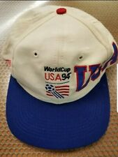 RARE VINTAGE  USA WORLD CUP 1994 VINTAGE APEX ONE SNAPBACK HAT ONLY 1 IN EBAY