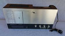 Original 1973 Nakamichi 700 Professional 3 head CASSETTE DECK 120-240v