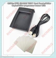 125Khz RFID EM4305 T5567 Card Reader/Writer Copier/Writer programmer burner USB