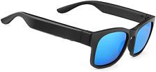 Gelete Smart Glasses Wireless Bluetooth Sunglasses Open Ear Music&Hands-Free Cal