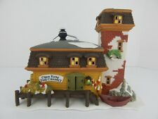 Dept 56 New England Village Cape Keag Fish Cannery #56529 Never Displayed