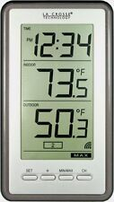 NEW La Crosse WS-9160U-IT Digital Thermometer Indoor/Outdoor Temperatures *