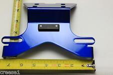 FZ6R FZ-6R BLUE FENDER ELIMINATOR PL 2009 2010 2011 2012 2013 2014