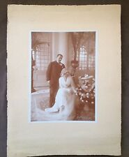 PHOTO C. BLANPIED / NICE / MARIAGE Format avec bord 36 cm x 28 cm