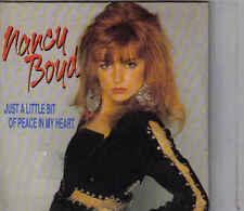 Nancy Boyd-Just A Little Bit Of Peace In My Heart cd single