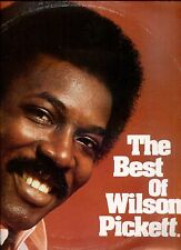 WILSON PICKETT the best of US 1977 EX 2LP BROOKVILLE REC