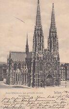 Postkarte - Wien / Votivkirche