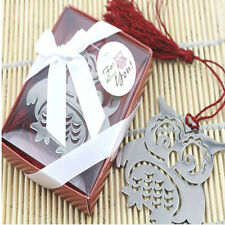 Cute Owl Bookmarks Note Pad Funny Book Marker Memo Stationery Book Tags Hot 1pcs