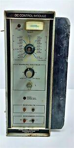Ross Hill DC Control Module 0522-2400 REV. X | S.No. 7660