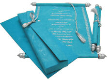 Wedding Invitation Scroll Card Envelope