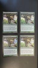 Lorwyn ** 4x Treefolk Harbinger (FOIL) x4 ** Mtg Magic (SP/MP)