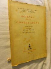 SCIENZA DELLE COSTRUZIONI Volume secondo Capitolo XX Odone Belluzzi Zanichelli