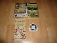 PoPoLoCrois POPOLOCROIS RPG DE G-ARTISTS PARA LA SONY PSP USADO COMPLETO