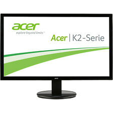 ACER K242HQLC 23.6 Zoll Full-HD Monitor (1x VGA, 1x DVI, 1x HDMI Kanäle, 1 ms Re