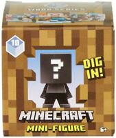 Minecraft Mini Blind Pack Figure Mystery Dig In Mattel
