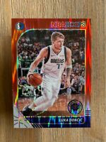 2019-20 Panini Hoops Premium stock H2 LUKA DONCIC red flash prizm SP #39