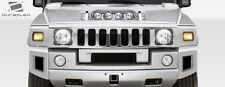 106010603-09 Hummer H2 Duraflex BR-N Foglight Panel for Hood 1pc Body Kit 107748