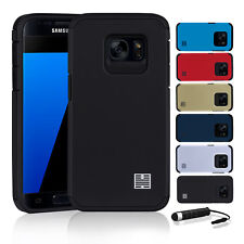 32nd Slim Armour Defender Case Cover for Samsung Galaxy S7 (sm-g930) Touch -