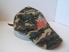 Alpine Lager Beer Camo Hat Camouflage Strapback Baseball Cap