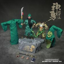 Inflames Toys 1:6 Chinese Ancient Hero Guan Yu Full Set Action Figure Model Toy