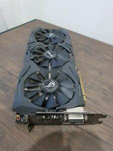 ASUS STRIX-GTX1070-O8G-Gaming Nvidia Geforce GTX 1070 Graphics Card - Black