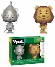 Funko Vynl The Wizard of Oz 35542 Tin Man + Cowardly Lion ECCC2019