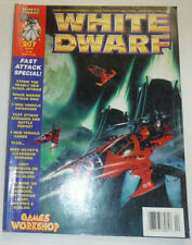 White Dwarf Magazine Vyper New Deadly Eldar Jetbike No.207 103114R